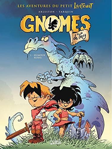 Couverture du livre Gnomes de Troy Vol. 1: Humour rural Preview
