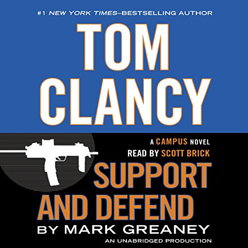 Couverture de Tom Clancy Support and Defend