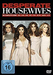 Desperate Housewives – Die komplette Serie (DVD)