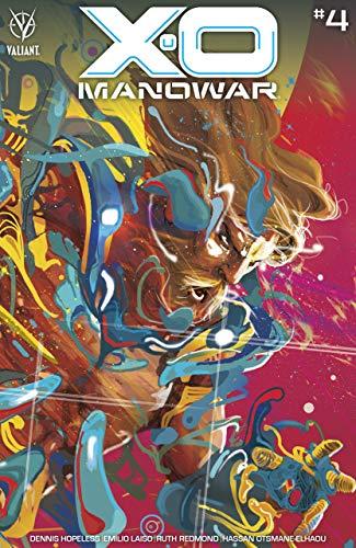 X-O Manowar (2020) #4 (XO Manowar (2020-)) (English Edition)