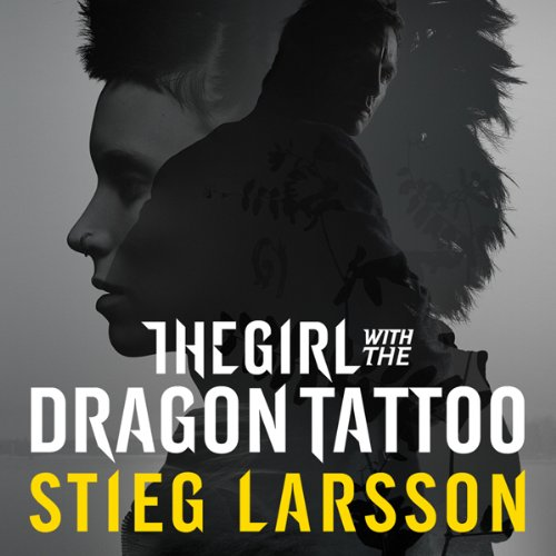 The Girl with the Dragon Tattoo Titelbild