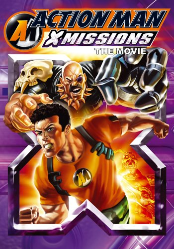 Action Man - X-Missions - The Movie