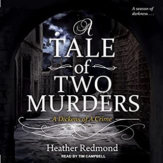 A Tale of Two Murders audiobook cover art
