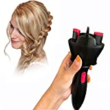 Hair Braider Gawervan Automatic Smart DIY Magic Hair Clip Twist Hair...