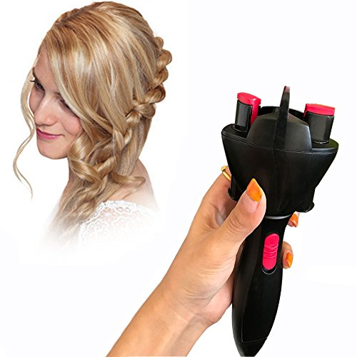 Hair Braider Gawervan Automatic Smart DIY Magic Hair Clip Twist Hair Braiding Tool Quick Twist Hair Styling Tool