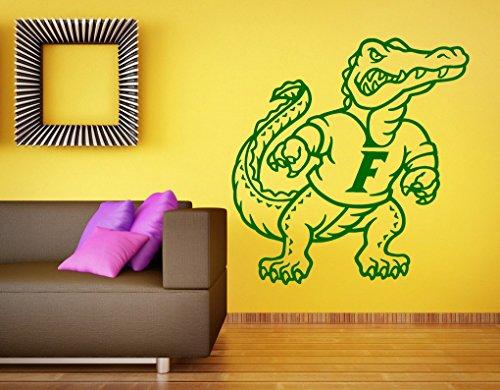 NCAA College Football Wall Vinyl Decal Sticker Florida Gators Sport Home Interior Removable Decor (30