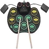 Ning Night Kinder Hand Roll Drum Tragbare Praxis Drum Pad Support Computer Angeschlossen Drum Bluetooth Stil Various Voices