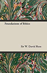 Book cover: Foundations of Ethics by W. David Ross