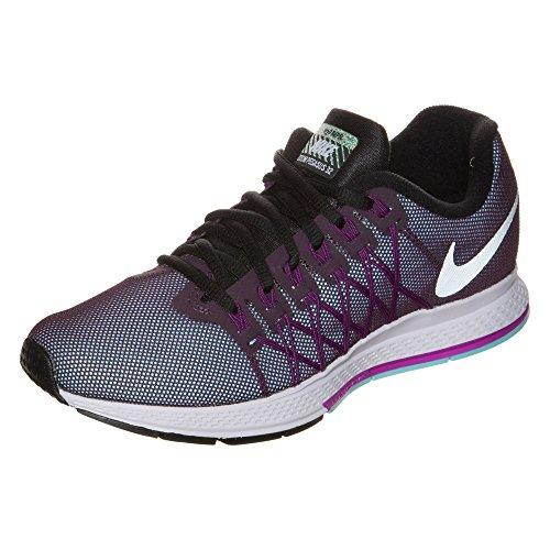 Nike Mädchen WMNS Air Zoom Pegasus 32 Flash Laufschuhe, Morado (NBL Purple/RFLCT Slvr-VVD Prpl), 35.5 EU