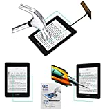 Acm Tempered Glass Screenguard for Kindle Paperwhite 10th Gen 6' Tablet