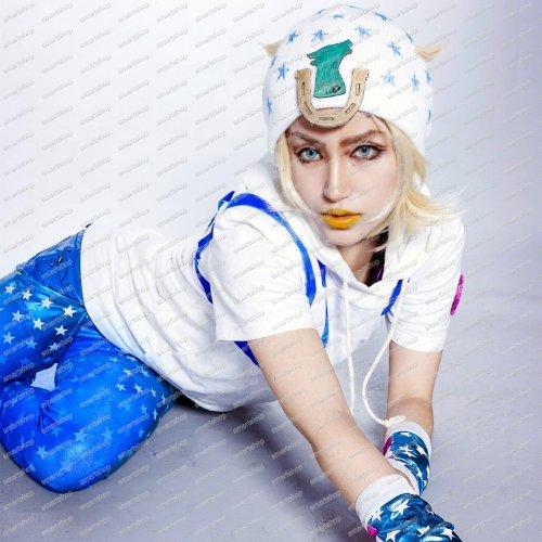 『ジョジョの奇妙な冒険 ジョニィ·ジョースター コスプレ衣装』の1枚目の画像