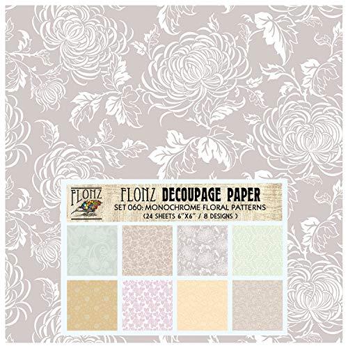 Individual Paper Decoupage Napkin Unique Creative Design Collection 104