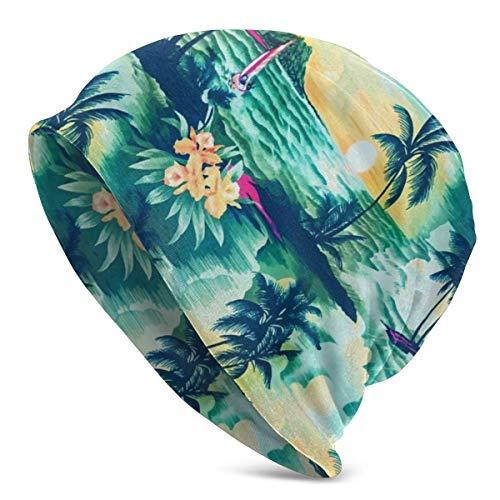 XCNGG Sombreros Gorras Skullies Gorros Knit Beanie Hat Palm...