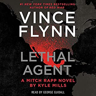 Lethal Agent audiobook cover art