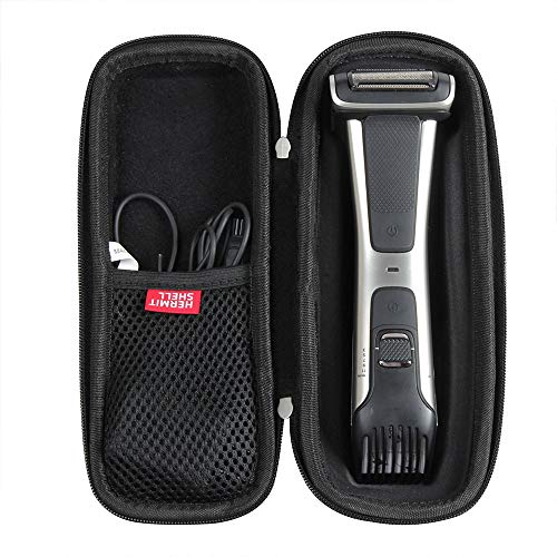 Hermitshell Hard Travel Case for Philips Norelco BG7030/49 Bodygroom Series 7000 Body Trimmer Shaver