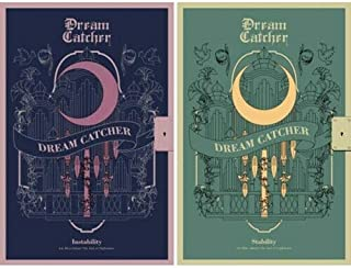 DREAM CATCHER [THE END OF NIGHTMARE] 4th Mini Album 2VER SET [INSTABILITY+STABILITY] 2CD+1p POSTER+2ea (each 64p) Photo Book+6p Photo Card+2p Transparent Card+TRACKING CODE