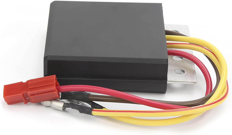 Ymiko Rectificador regulador de Voltaje 4010670 Apto para Polaris Ranger/Magnum/Sportsman/Scrambler/ATP 12v rectificador regulador de Voltaje de Motocicleta