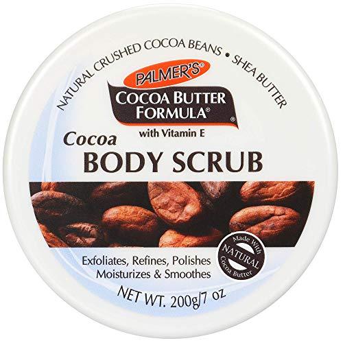 Palmer' s Formula al Burro di Cacao Scrub corporeo ai semi di cacao e burro di karite 200g