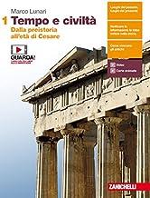 Scaricare Libri Tempo e civiltà. Per le Scuole superiori. Con e-book: 1 PDF