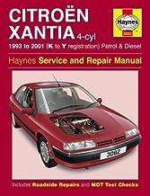 Citroen Xantia Petrol   Diesel (93 - 01) K To Y (Haynes Service and Repair Manuals)