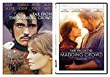 Far from the Madding Crowd 1967 & Far from the Madding Crowd 2015 - Double Feature 2-Pack DVD