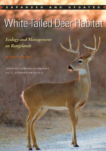 Compare Textbook Prices for White-Tailed Deer Habitat: Ecology and Management on Rangelands Perspectives on South Texas, sponsored by Texas A&M University-Kingsville 2, Expanded and Updated Edition ISBN 9781603449519 by Fulbright, Timothy Edward,Ortega-Santos, Dr. José Alfonso