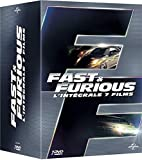 Fast and Furious - L'intégrale 7 films [Italia] [DVD]
