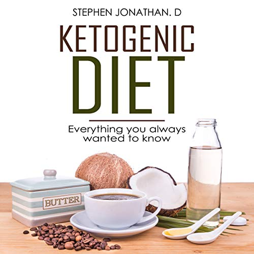 Ketogenic Diet: A Beginners Guide audiobook cover art