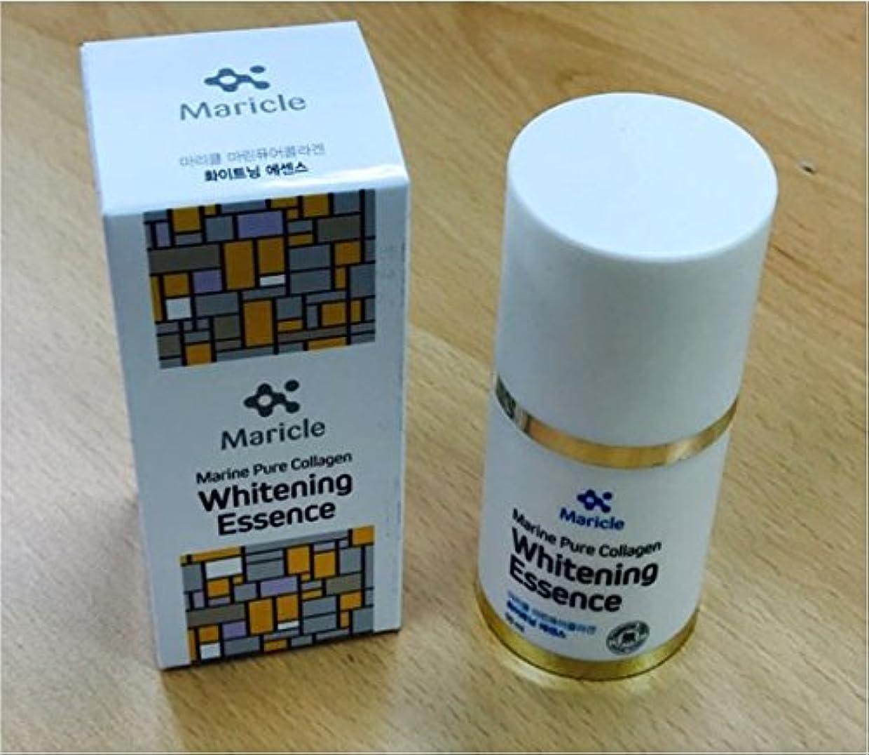 見る人ばかげているルーチンMade in Korea, Beauty, MARICLE Marine Pure Collagen Whitening Essence