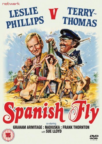 La mosca hispánica / Spanish Fly [ Origen UK, Ningun Idioma Espanol ]