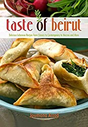 lebanese cooking book