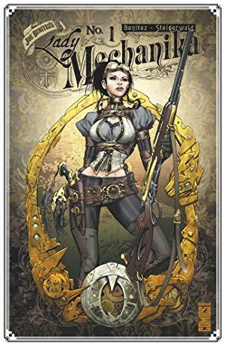 Lady Mechanika - Tome 01: Le mystère du corps mécanique