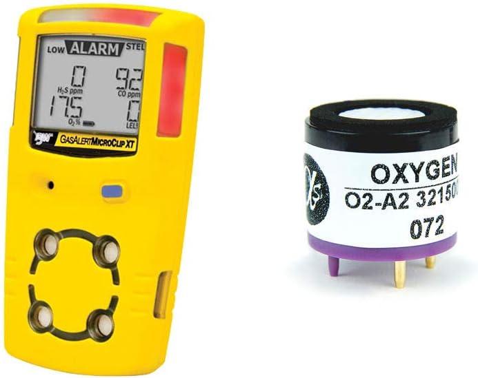 Alphasense Replacement Nippon Cheap mail order shopping regular agency Oxygen Sensor for Micro Alert Tech BW Gas