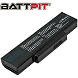 Battpit Batterie pour PC Portables ASUS A32-N71 A32-K72 N73S N73Sv N73Jq K72F K73E -...