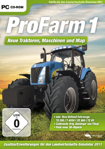 Landwirtschafts-Simulator 2011: Pro Farm 1 (Add-On)