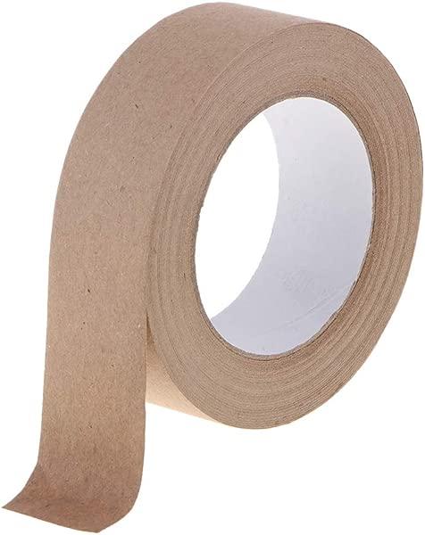 CUTICATE Repulpable 6-10 米牛皮纸带它是可回收,可降解无毒环保无味无酸 36毫米