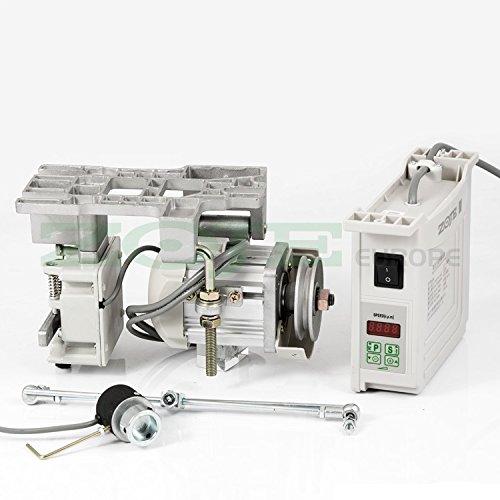 ZOJE AC Servo motor 550 W - met synchronisator - industriële naaimachine - NIEUW!
