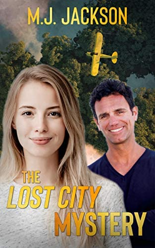 The Lost City Mystery A mystery and suspense second chance clean romance series Book 7 product image