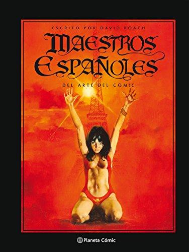 Maestros españoles del arte del cómic (Independientes USA)