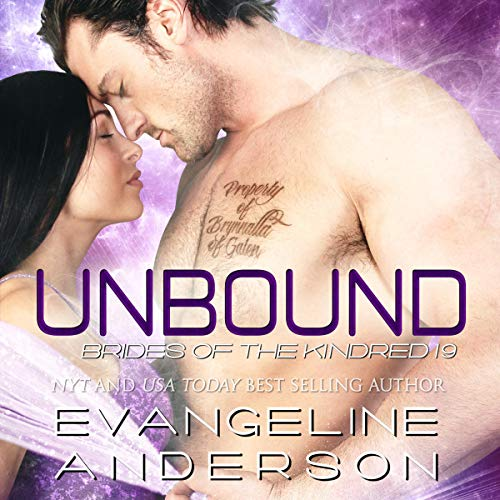 Unbound: Brides of the Kindred 19 Audiobook By Evangeline Anderson cover art