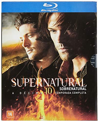 Supernatural 10A Temp [Blu-ray]