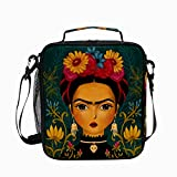 Mexico Art Lunch Bag for Women,...
