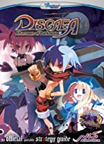 Title - Disgaea Afternoon of Darkness The Official Strate