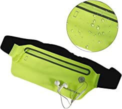 Mounchain Laser Waist Packs Gradient Color Portable Organizer Pouch Cell Phone Pocket Waist Bag