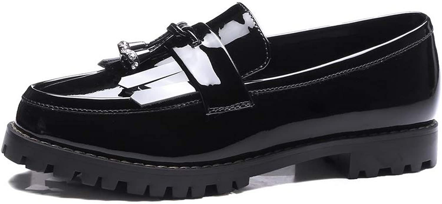1TO9 Womens Fringed Casual Travel Urethane Walking shoes MMS06506