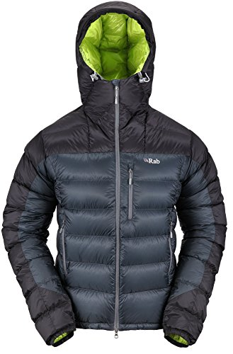 Rab Infinity Endurance Jacket - Men's Ebony X-Small