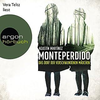 Monteperdido: Das Dorf der verschwundenen Mädchen Titelbild