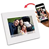 Feelcare Smart Digital Picture Frame with Touch Screen