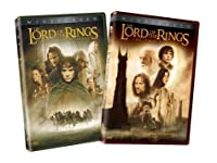 The Lord of the Rings - The Fellowship of the Ring / The Two Towers (Widescreen Editions) (2-Pack)