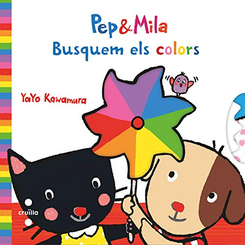 Pep i Mila Busquem els colors (Pep & Mila)